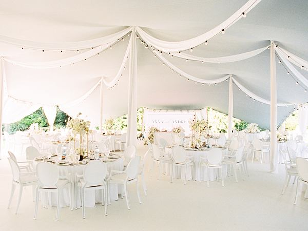 Decoration stretch tent
