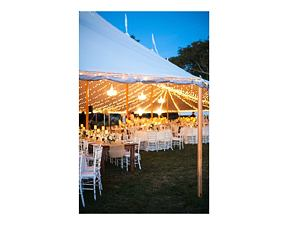 Wedding tent - big top 12x18 m