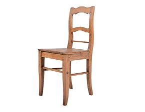 Wooden chair - retro