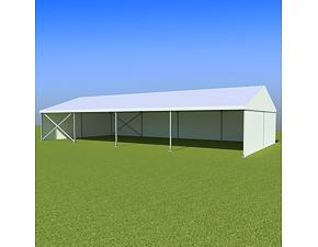 Party tent Eschenbach 10x20 m - 2.9 m