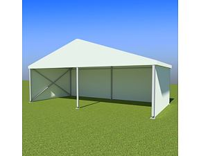 Party tent Eschenbach 10x5 m - 2.9 m