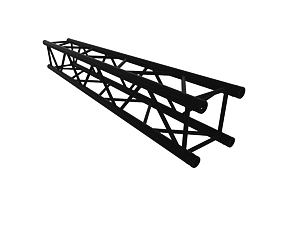 Black truss A290 No. 8277 - 2 000 mm