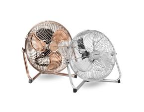 Floor fan - 120 W - copper design