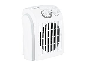 Electric heater 1500 W, white
