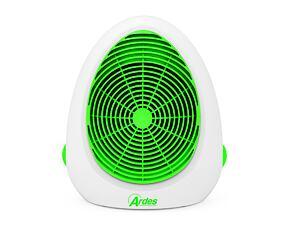 Electric heater 1500 W, green