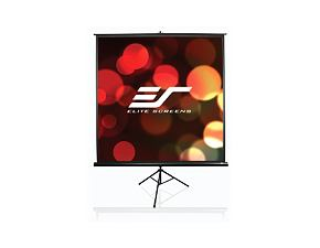 Sliding screen 1:1 Elite Screens 178x178 cm