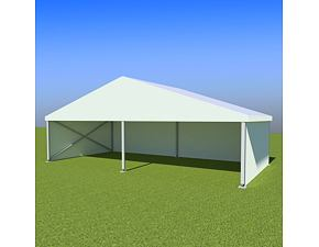 Party tent Eschenbach 10x5 m - 2,3 m