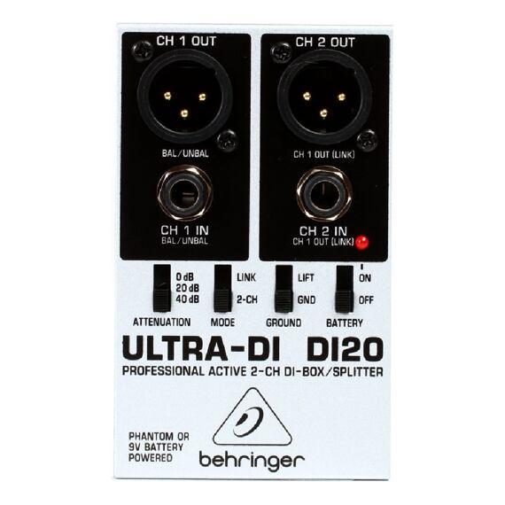 Ultra-DI DI20 DI box