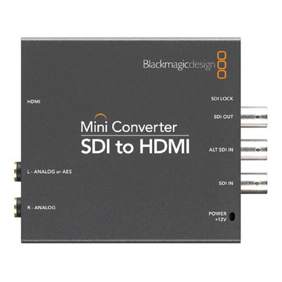 Set 2x Mini Converter (1x HDMI to SDI, 1x SDI to HDMI)