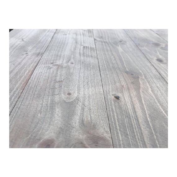 Wooden floor Eschenbach - color gray