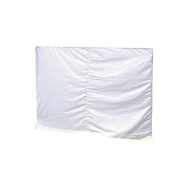Side sheet for scissor tent - white, male, zip maxi