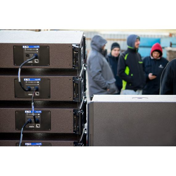 SOS3239 conference set - large with delay (L-Acoustics)