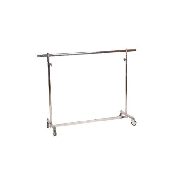 Roller stand on hangers