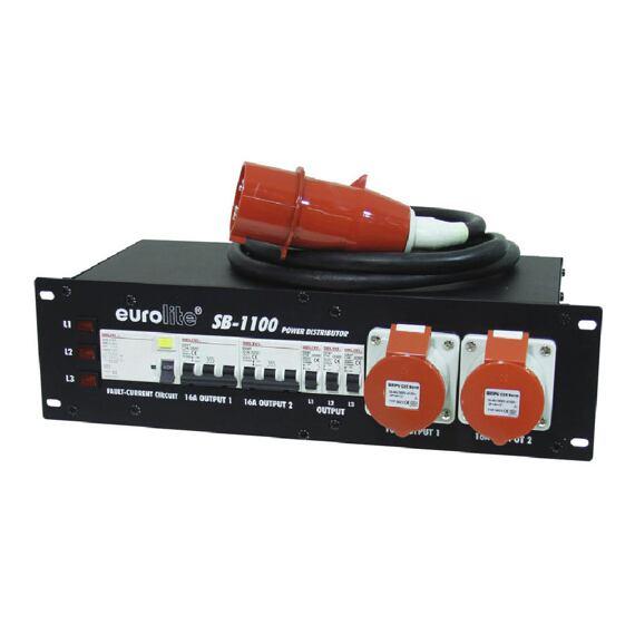 Rack Eurolite SB - 1100 32 A Rack 3U