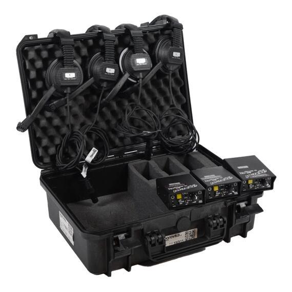 Set of 4 pcs + 3 pcs - Axxent D-800E + BP101