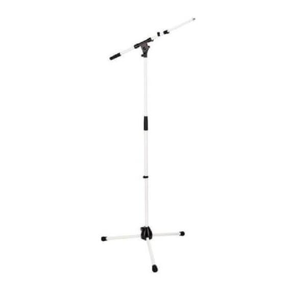 Mikrofonní stojan K&M 210/9 bílý